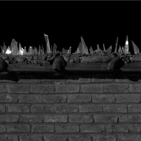 de muur een muur le mur un mur die mauer ein mauer
